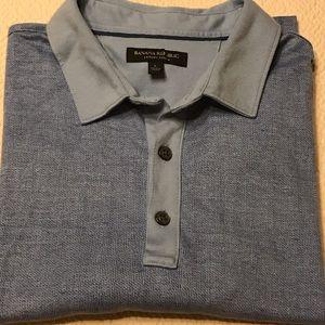 Banana Republic Short Sleeve polo shirt.